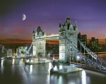Tower Bridge, London, 500 Teile (Puzzle)